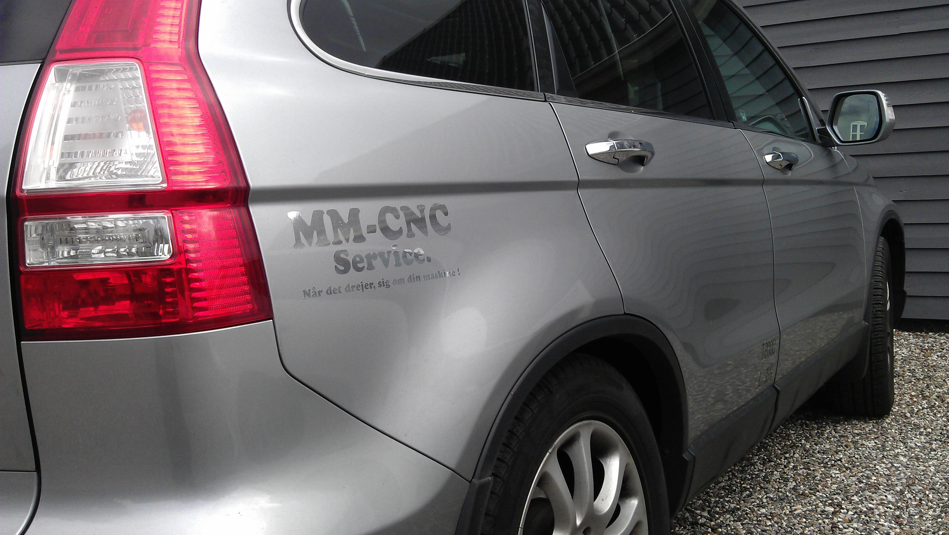 MM CNC bil